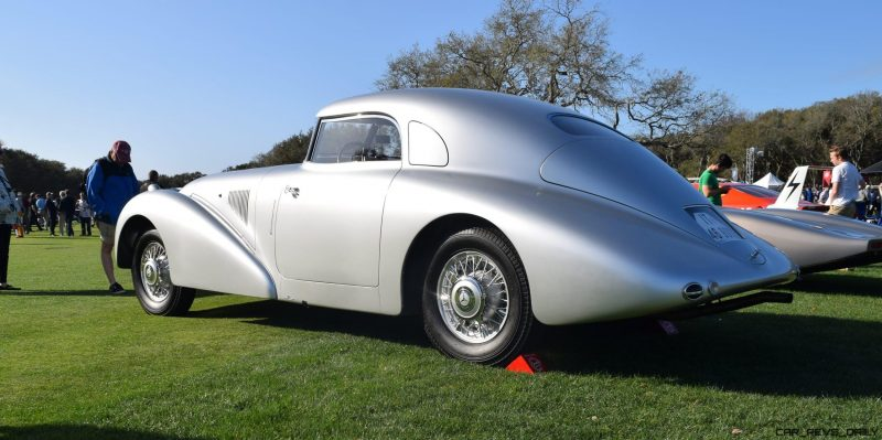 1938 Mercedes-Benz 540K Streamliner 20