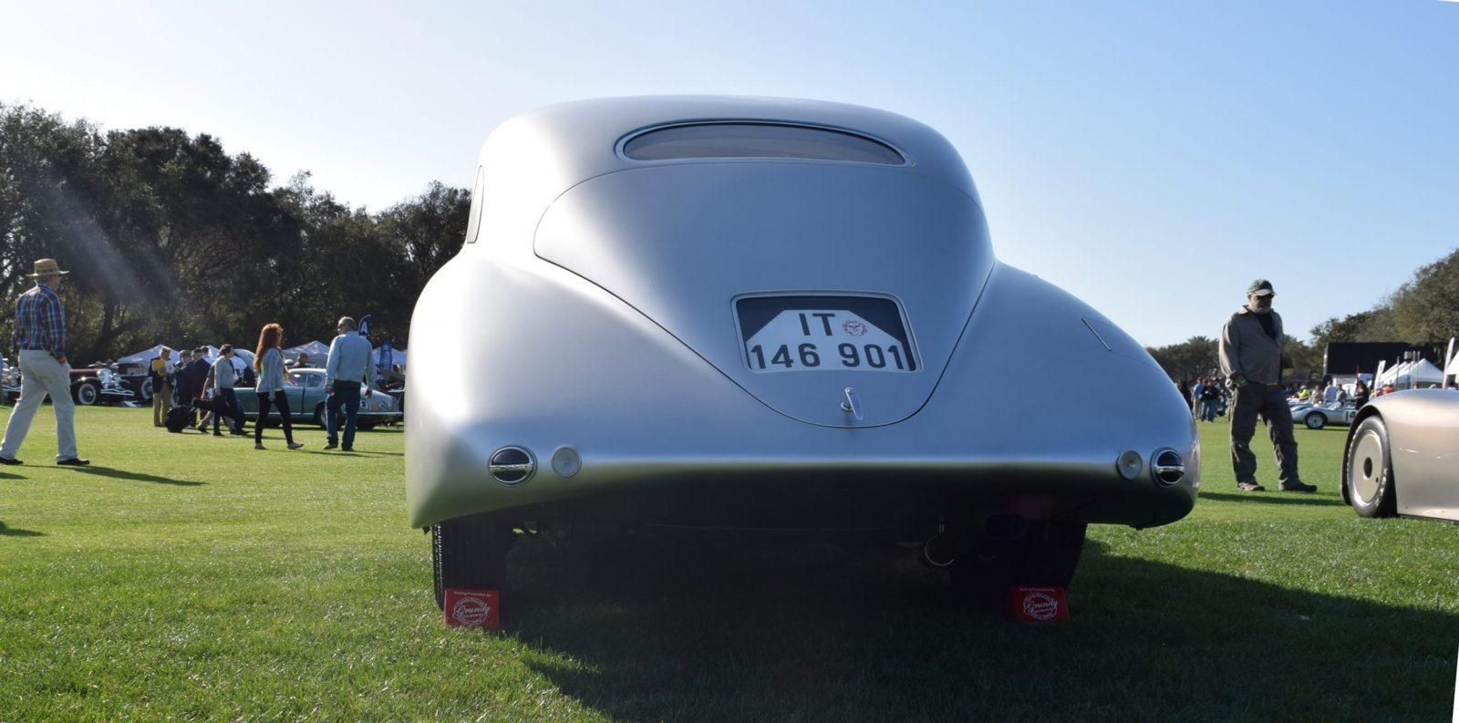 1938 Mercedes-Benz 540K Streamliner 24