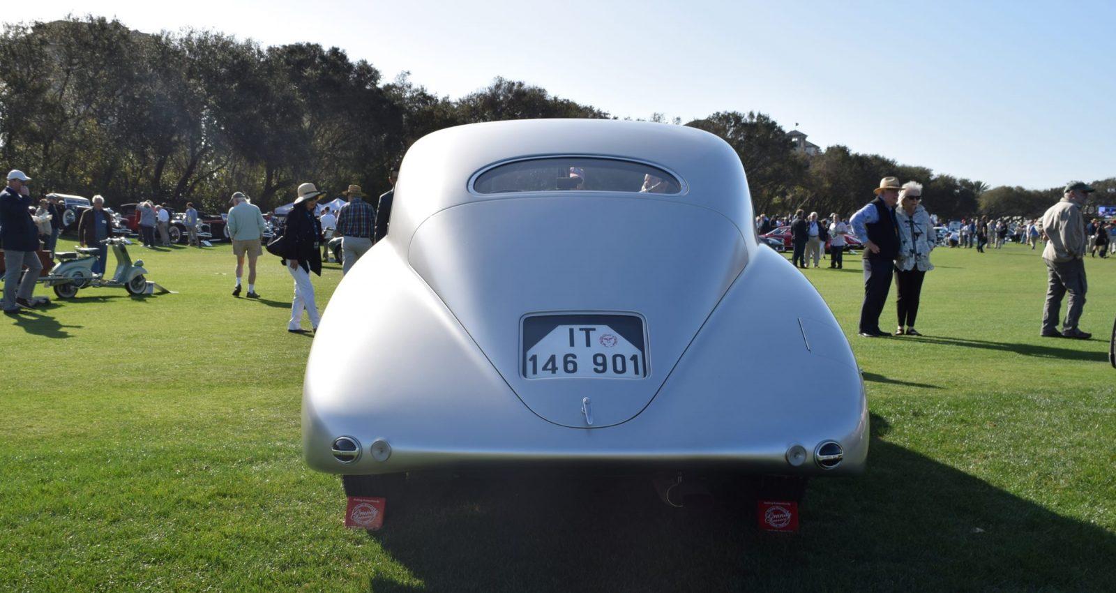 1938 Mercedes-Benz 540K Streamliner 26