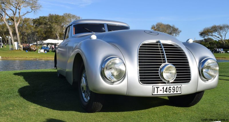 1938 Mercedes-Benz 540K Streamliner 3