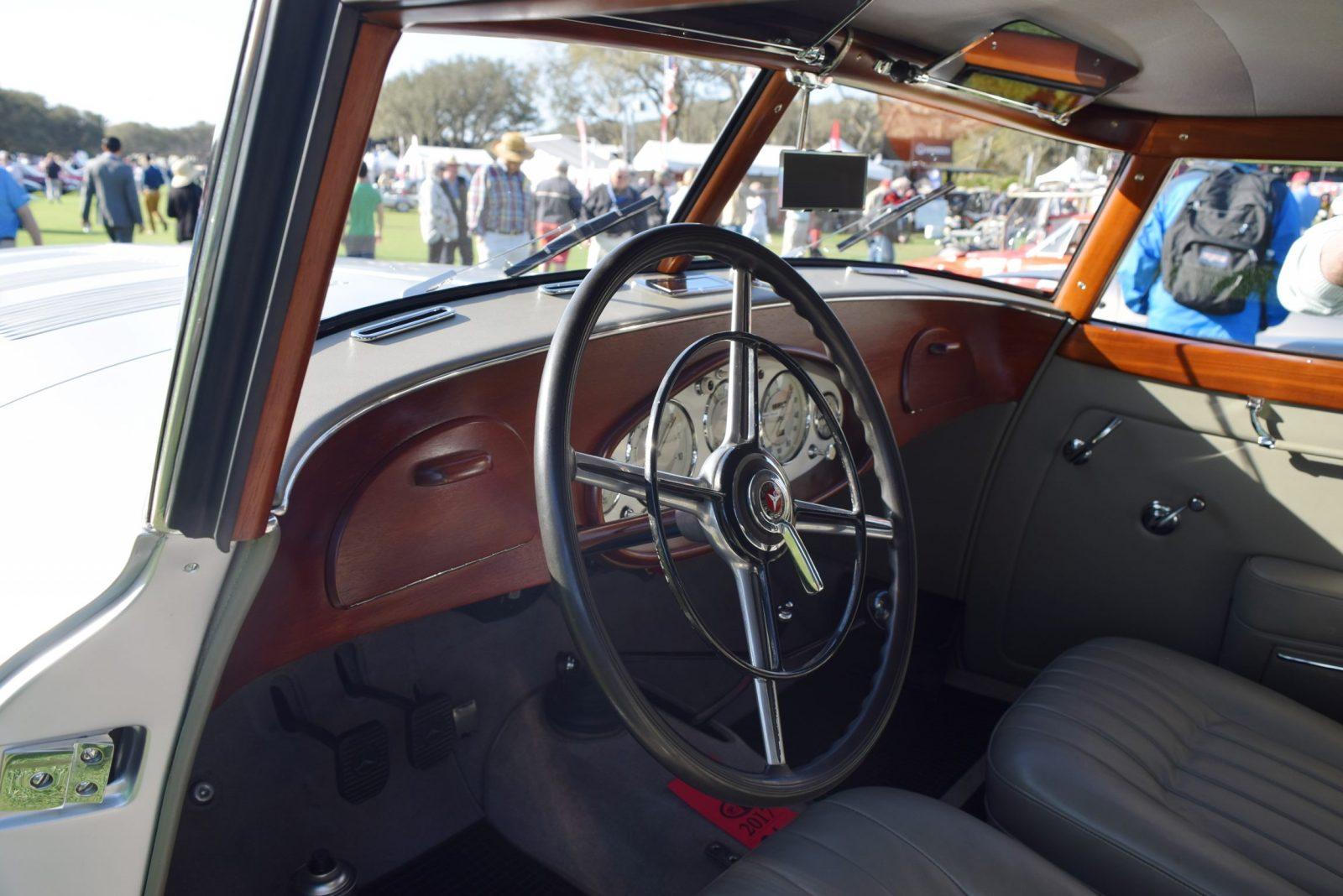 1938 Mercedes-Benz 540K Streamliner 30