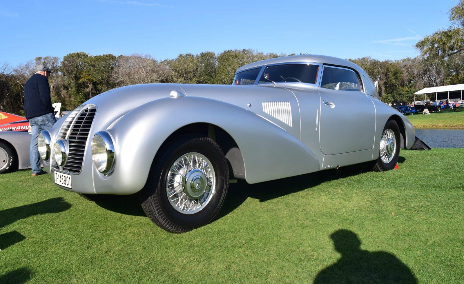 1938 Mercedes-Benz 540K Streamliner 31