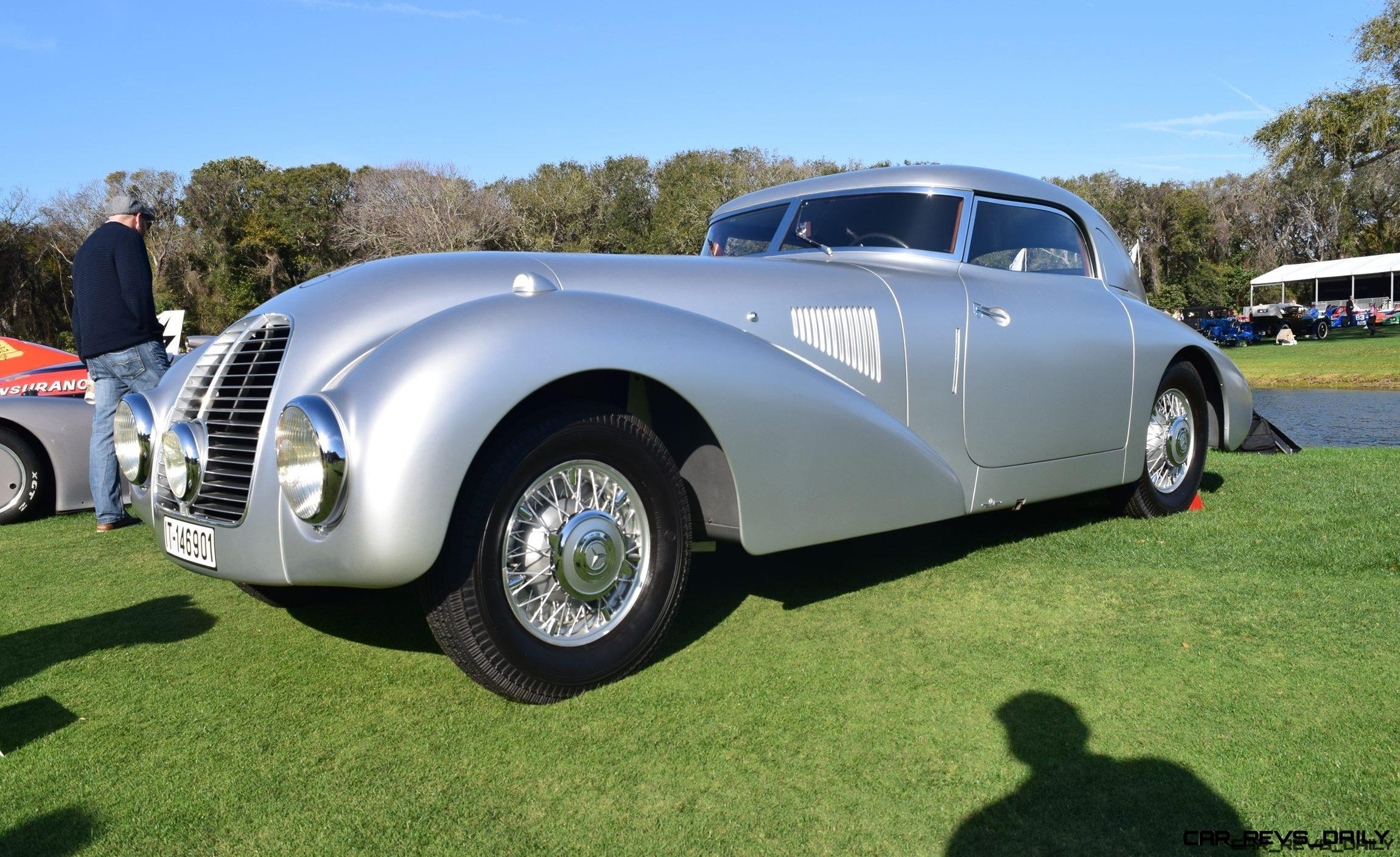 1938 Mercedes-Benz 540K Streamliner 31