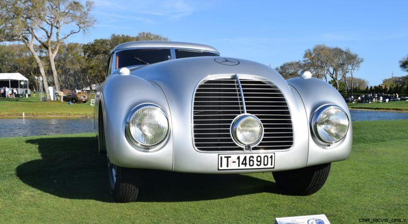 1938 Mercedes-Benz 540K Streamliner 4