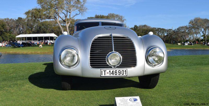 1938 Mercedes-Benz 540K Streamliner 5