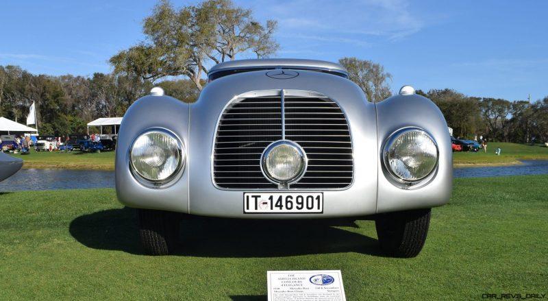 1938 Mercedes-Benz 540K Streamliner 6