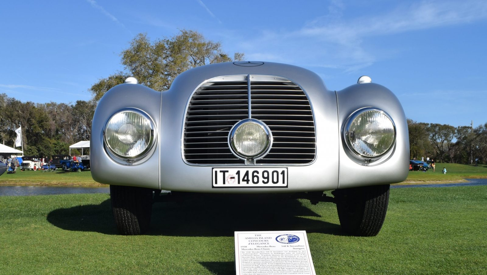 1938 Mercedes-Benz 540K Streamliner 7