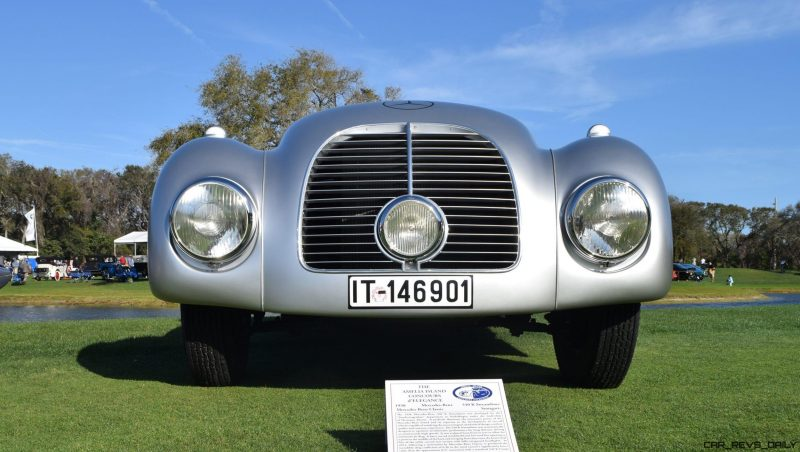 1938 Mercedes-Benz 540K Streamliner 7