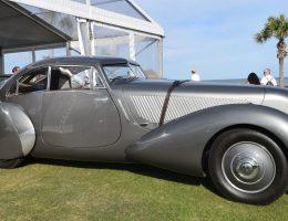 1939 Bentley 4.25-Litre Embiricos Coupe – Amelia Island RM [31 Photos]