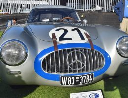 This Exact 1952 Mercedes-Benz W194 Won Lemans