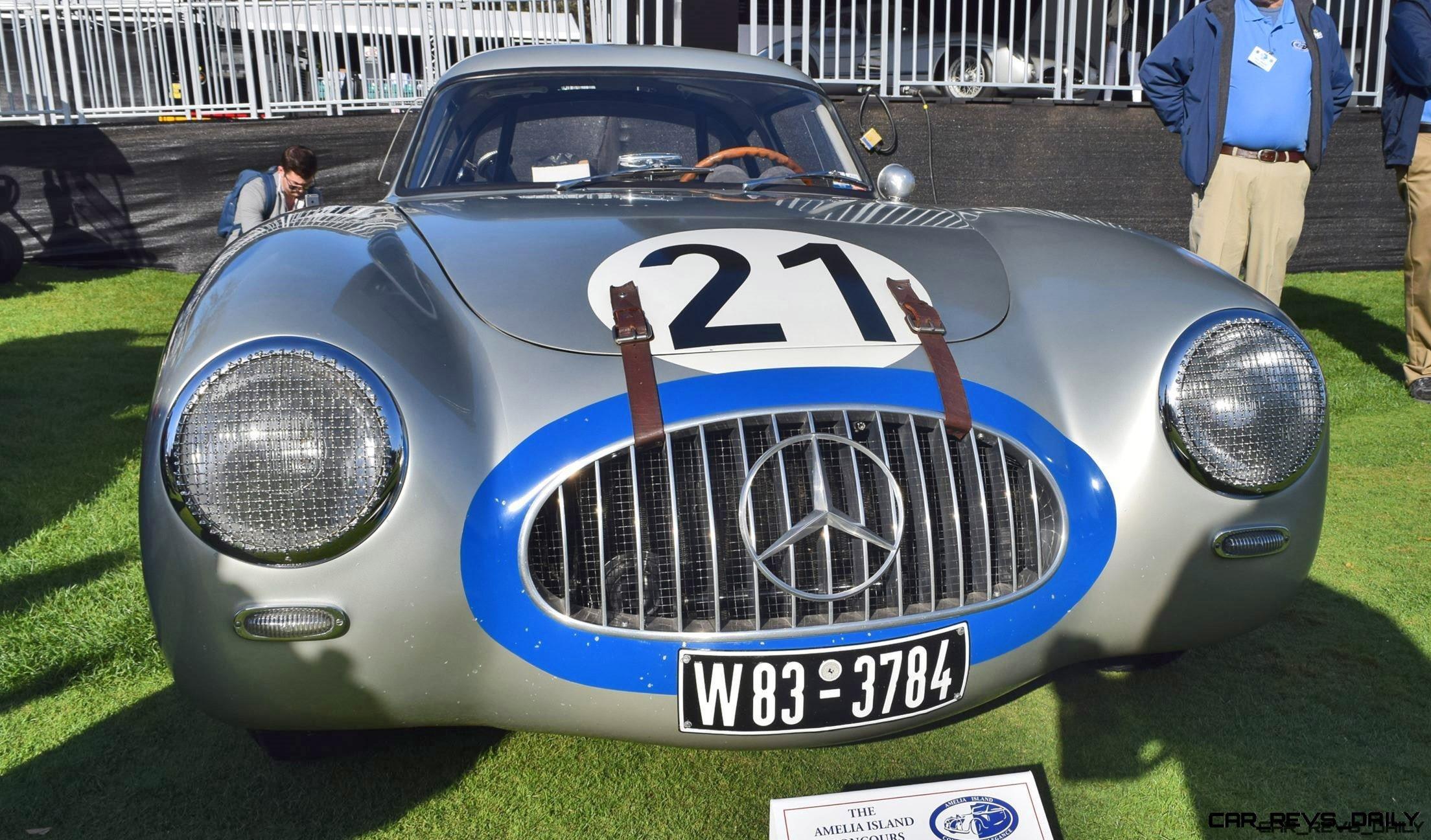 1952 Mercedes-Benz W194 4