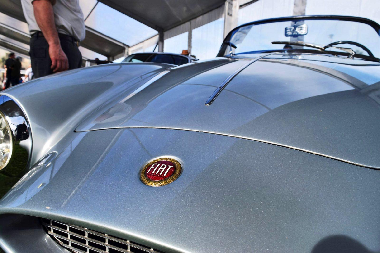 1957 Fiat-Stanguellini 1200 SPIDER AMERICA 10