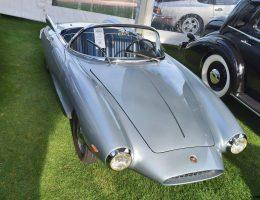 1957 Fiat-Stanguellini 1200 SPIDER AMERICA [24 Photos]