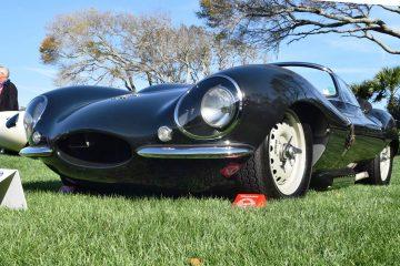 1957 Jaguar XKSS 716 at Amelia Island Concours [41 Photos]