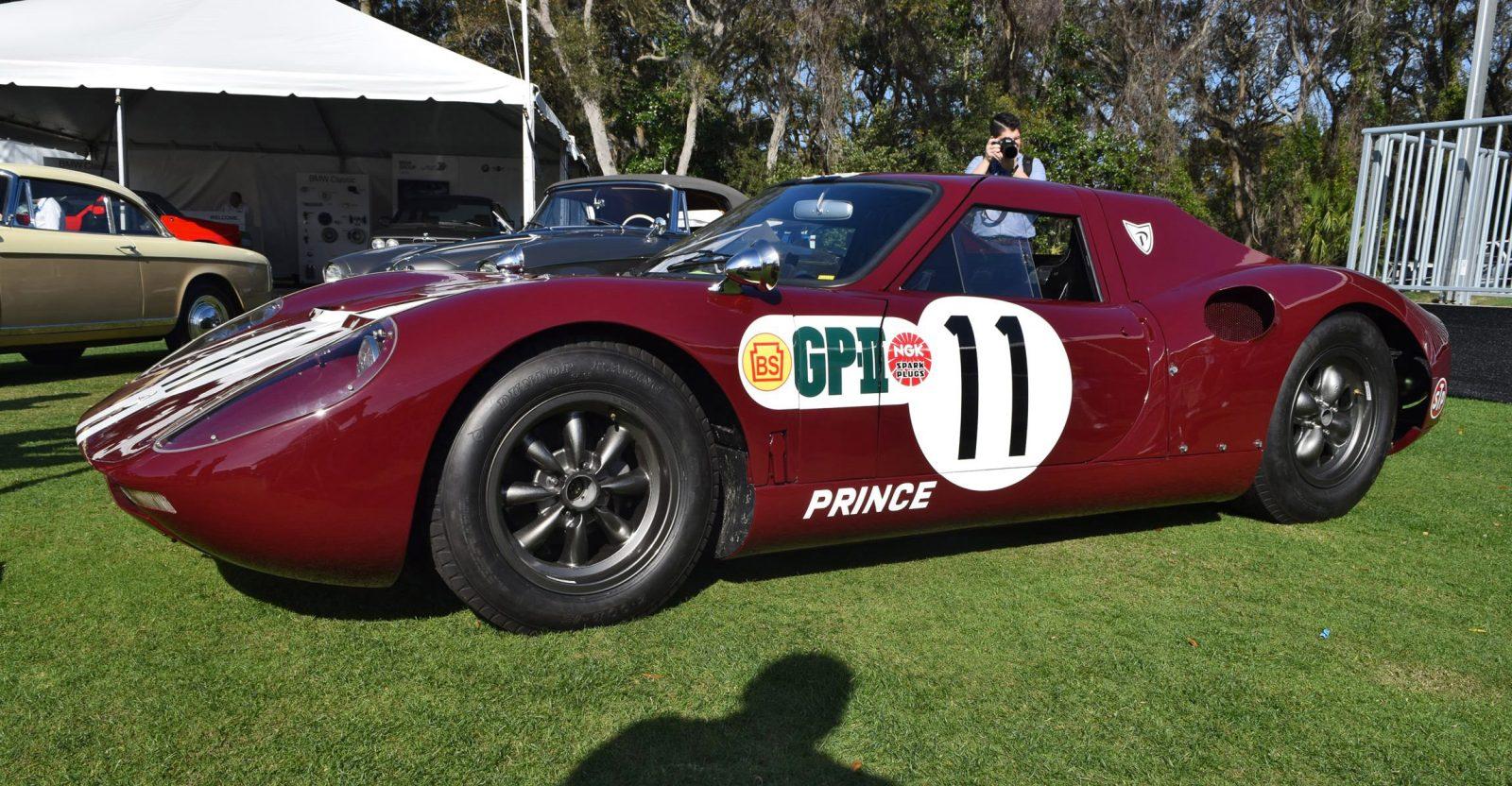 1965 Prince INFINITI R380 22