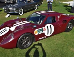 1965 Prince INFINITI R380 – First-Ever USA Show for Porsche-Beating Racer [50 Photos]