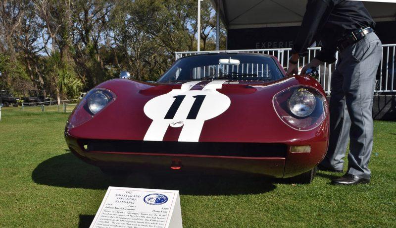 1965 Prince INFINITI R380 8