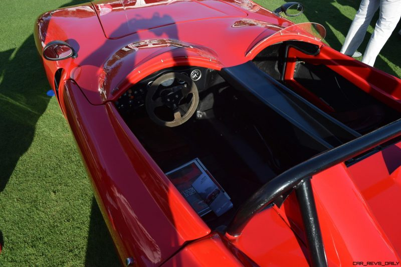1971 Bizzarrini 128P Speedster 11