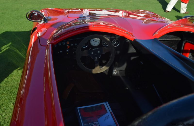 1971 Bizzarrini 128P Speedster 12