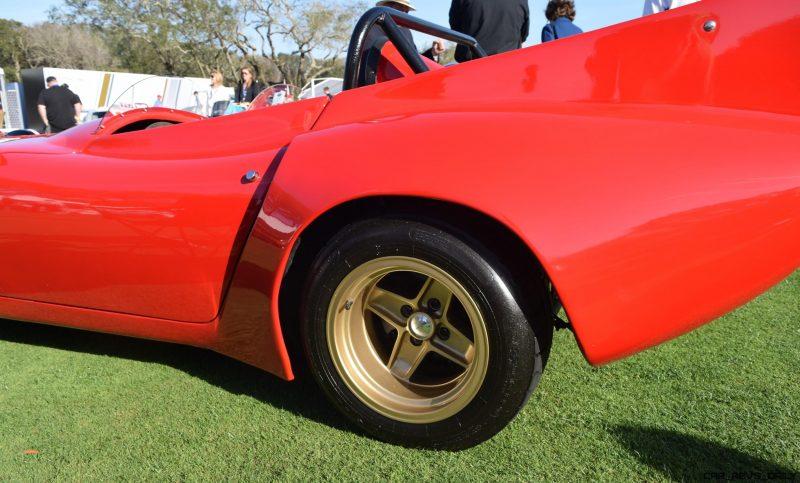1971 Bizzarrini 128P Speedster 14