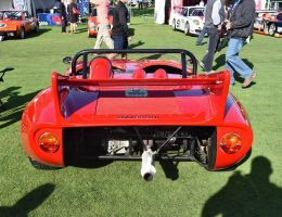 1971 Bizzarrini 128P Prototype Speedster at Amelia Island Concours [28 Photos]