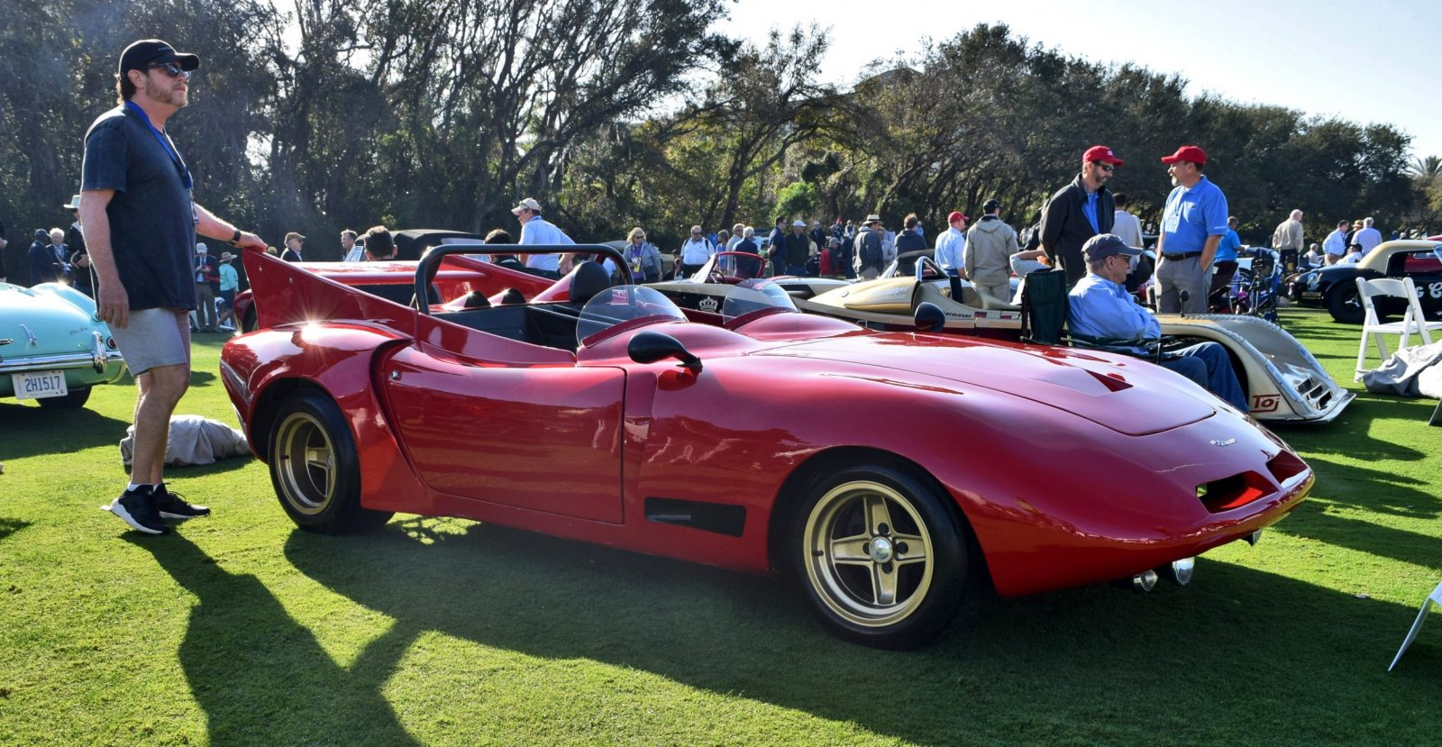 1971 Bizzarrini 128P Speedster 23