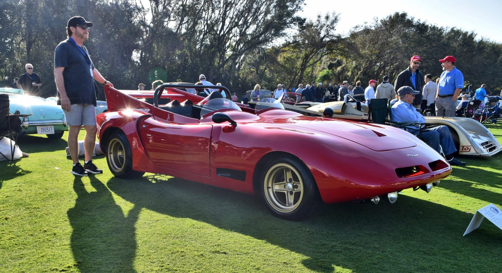1971 Bizzarrini 128P Speedster 24