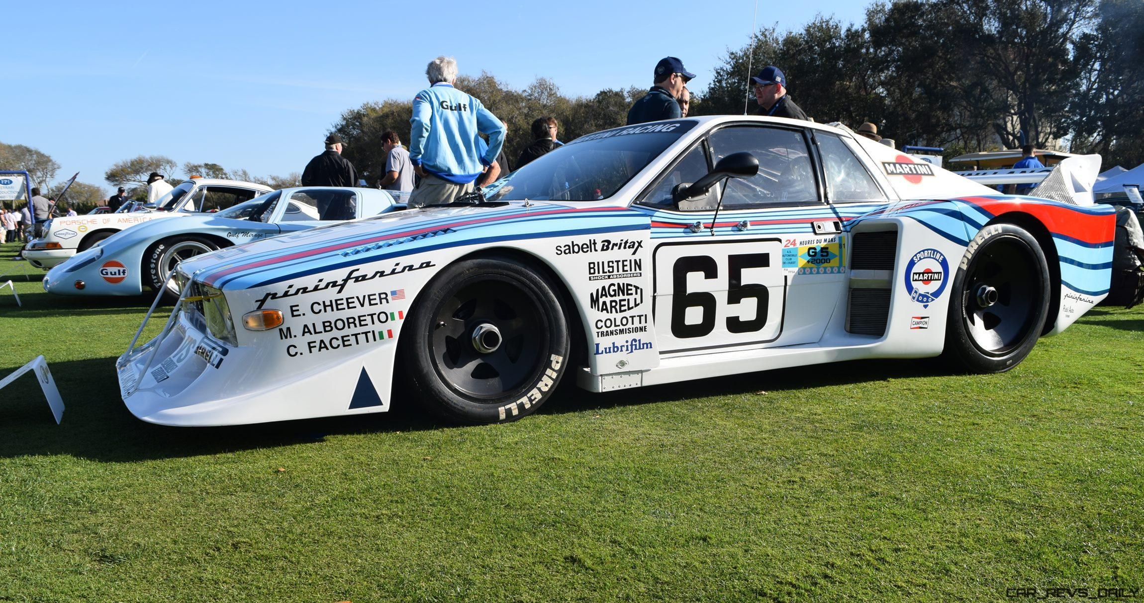 1981 Lancia Beta Monte Carlo Turbo 12