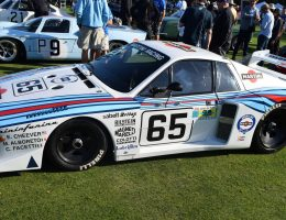 1980 Lancia BETA Monte Carlo Turbo at Amelia Island [22 Photos]
