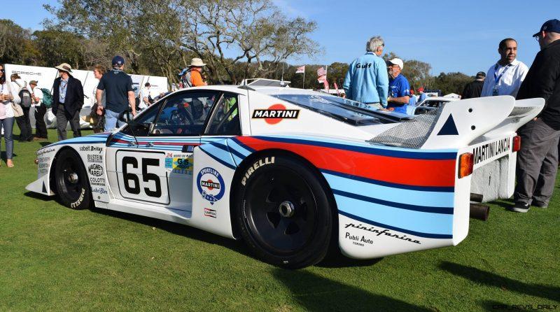 1981 Lancia BETA Monte Carlo Turbo 14