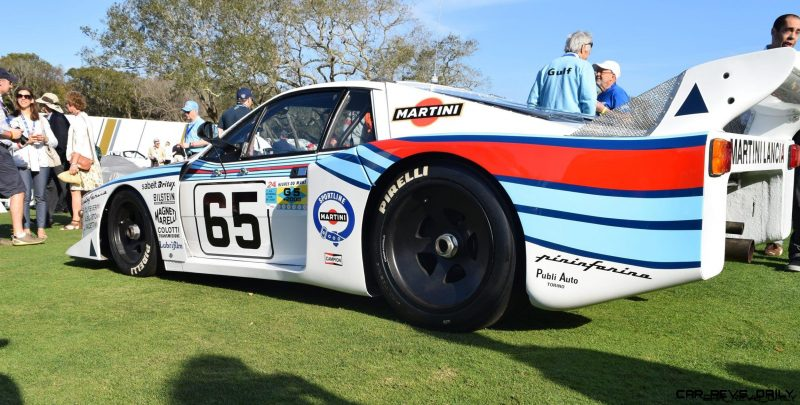 1981 Lancia BETA Monte Carlo Turbo 15