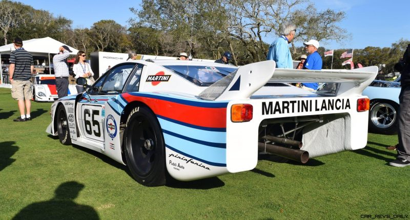 1981 Lancia BETA Monte Carlo Turbo 16