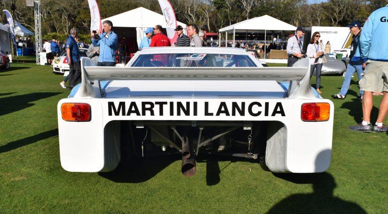 1981 Lancia BETA Monte Carlo Turbo 19