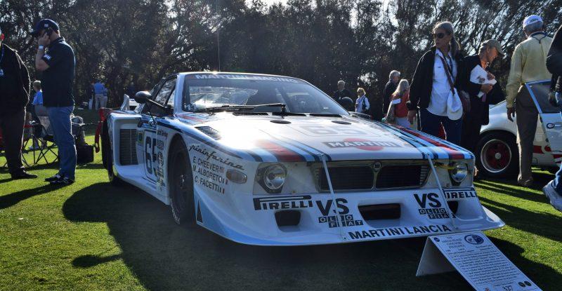 1981 Lancia BETA Monte Carlo Turbo 2