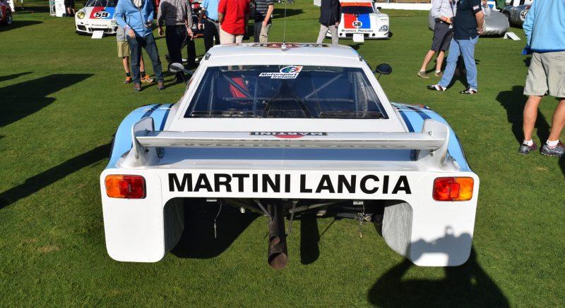 1981 Lancia BETA Monte Carlo Turbo 20