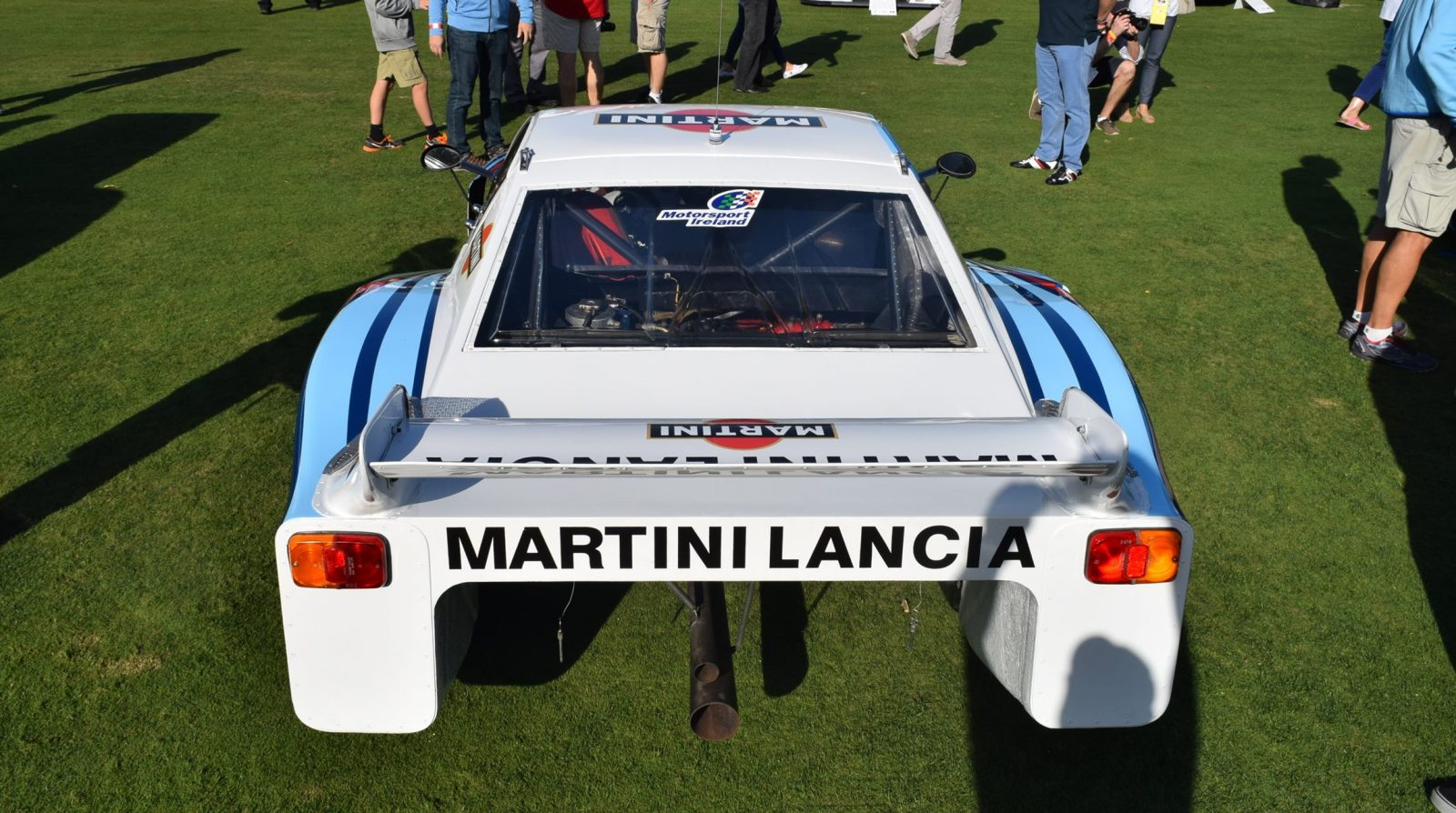 1981 Lancia BETA Monte Carlo Turbo 21