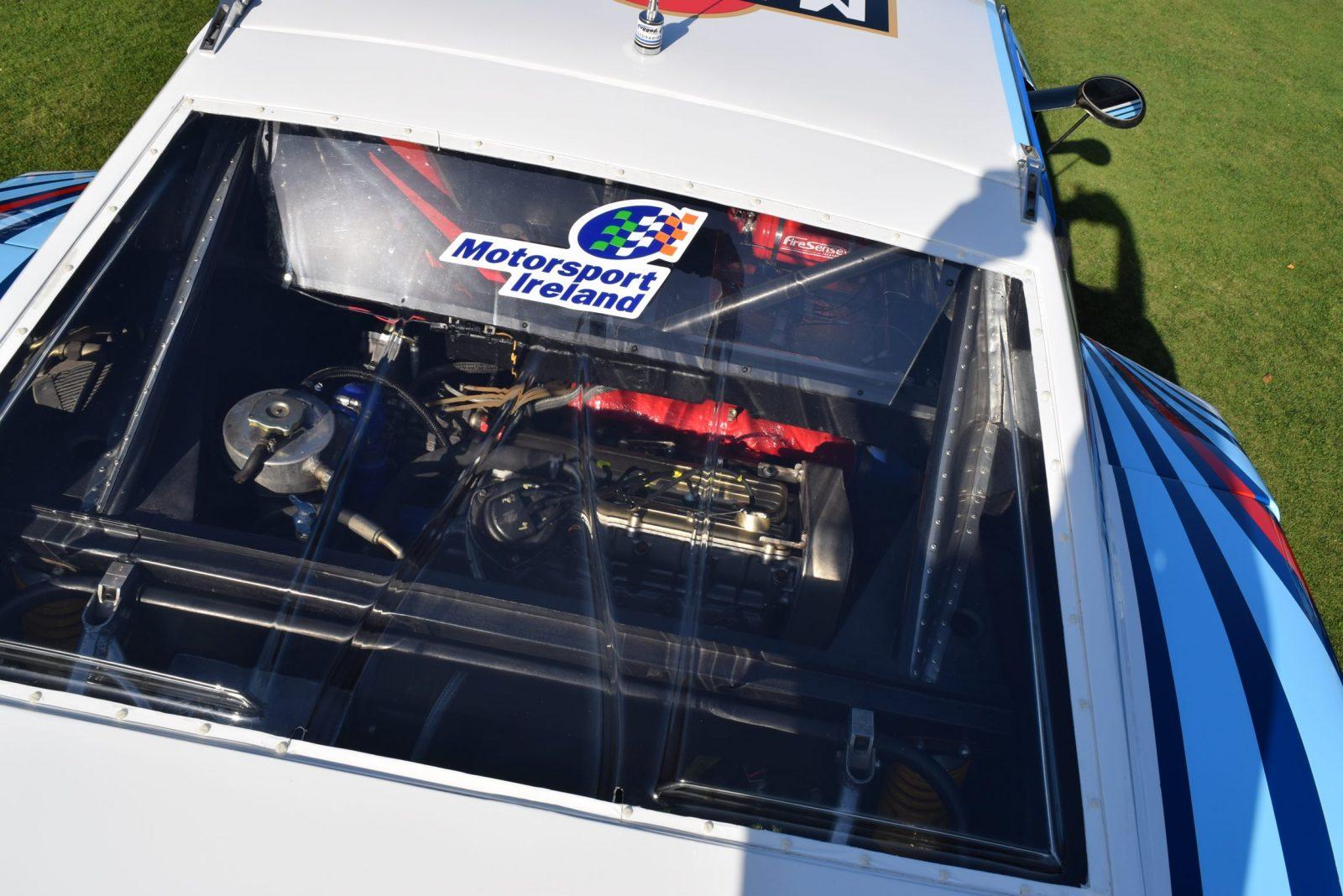 1981 Lancia BETA Monte Carlo Turbo 22