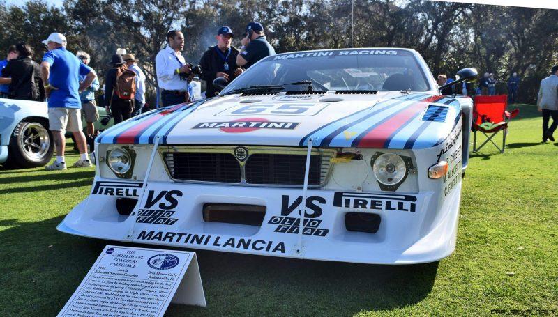 1981 Lancia BETA Monte Carlo Turbo 5
