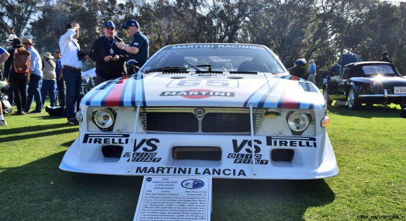 1981 Lancia BETA Monte Carlo Turbo 6