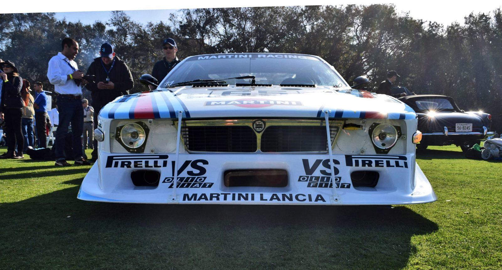 1981 Lancia BETA Monte Carlo Turbo 7