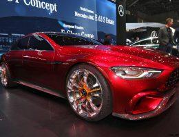 2.8s 2017 Mercedes-AMG GT Concept – LIVE Geneva Debut in 40 Pics