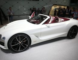2017 Bentley EXP 12 Speed 6e Concept – Geneva Debut w/ Video