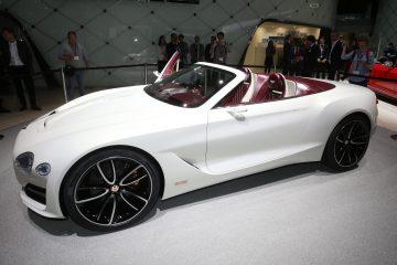 2017 Bentley EXP 12 Speed 6e Concept – Geneva Debut w/ Video