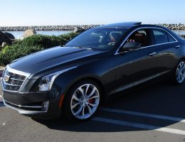 2017 Cadillac ATS 3.6 Performance – Road Test Review – By Ben Lewis