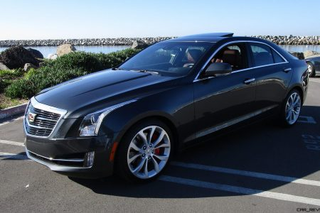 2017 Cadillac Ats 3 6 Performance Road Test Review By Ben Lewis