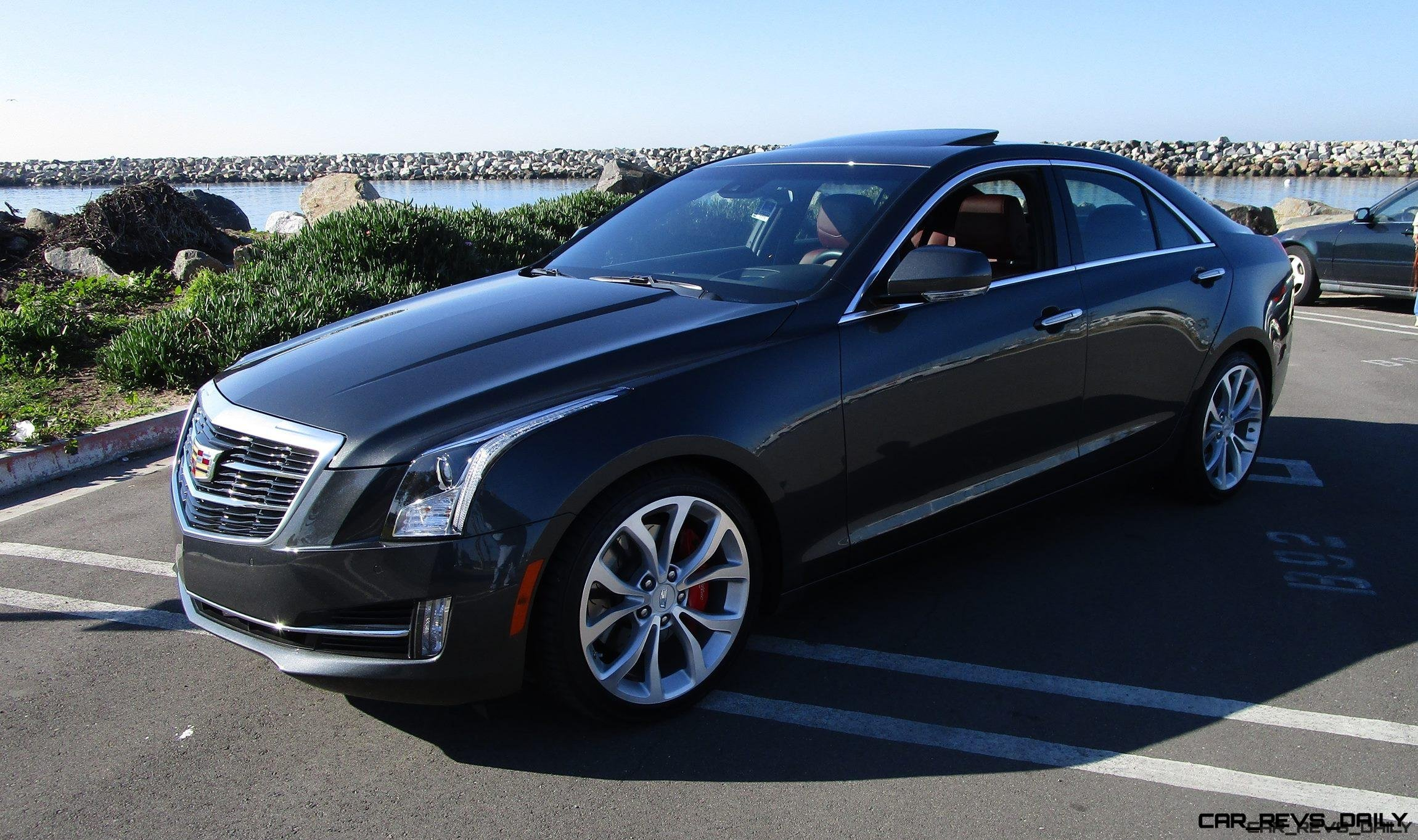 2017 Cadillac Ats 3 6 Performance Road Test Review By