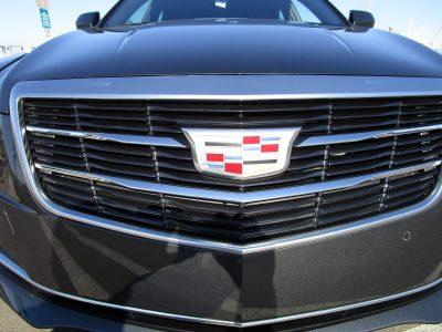 2017 Cadillac ATS 3