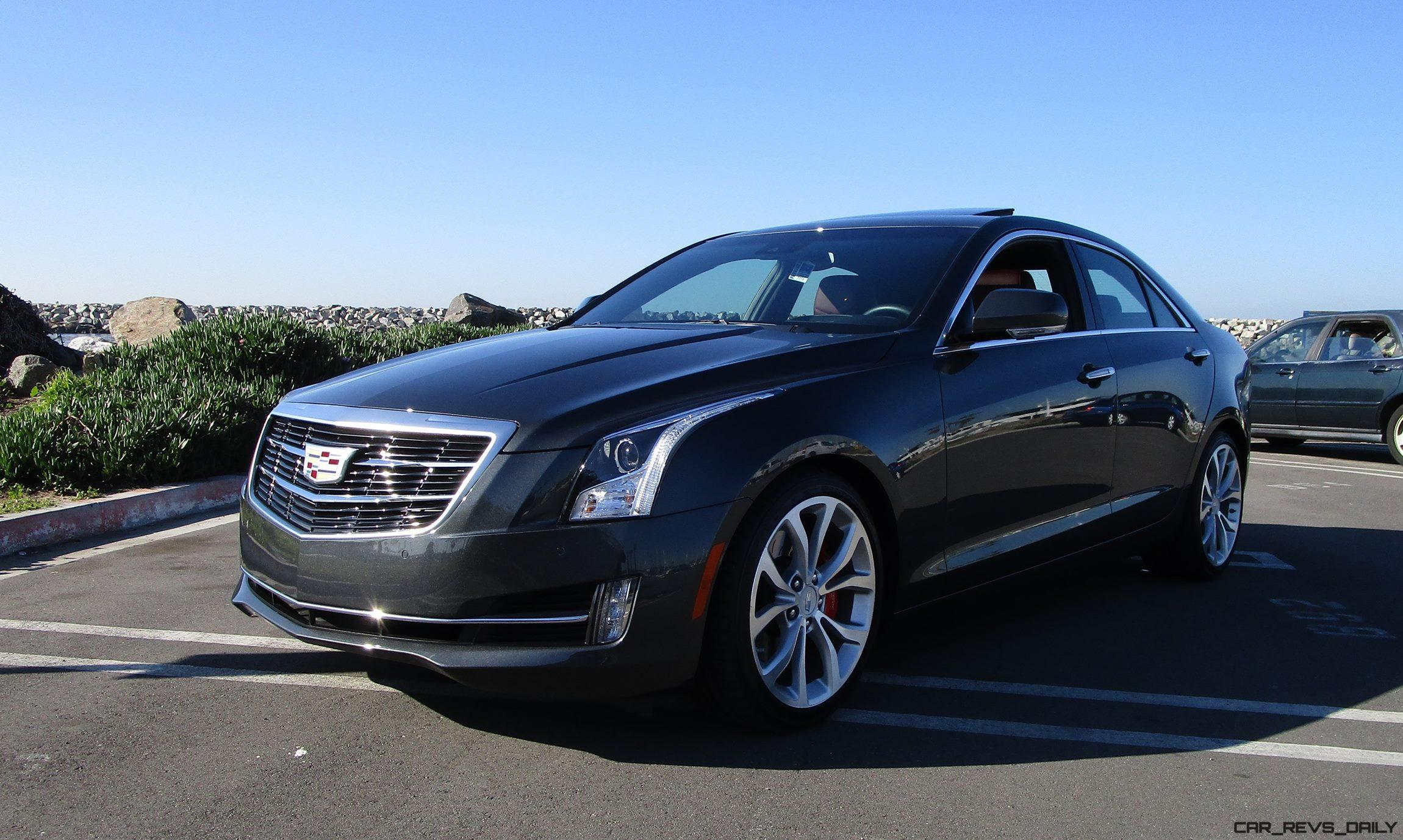 2017 Cadillac Ats 3 6 Performance 28 Next Previous