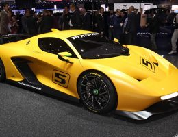 2017 Fittipaldi EF7 By Pininfarina – Geneva Debut LIVE