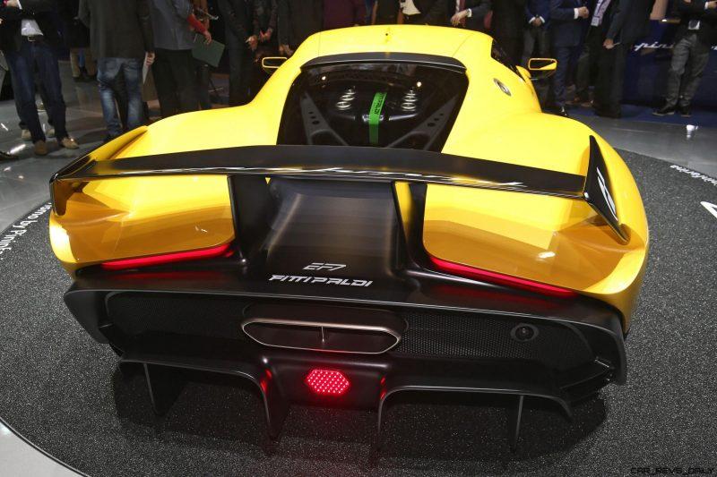 2017 Fittipaldi EF7 Vision Gran Turismo By Pininfarina 6